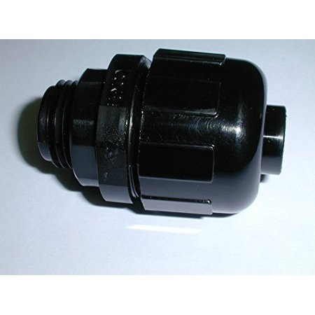 SLC-1/2 1/2 INCH STRAIGHT LIQUID TIGHT CONNECTOR ( 1 EACH) - SLC-1/2