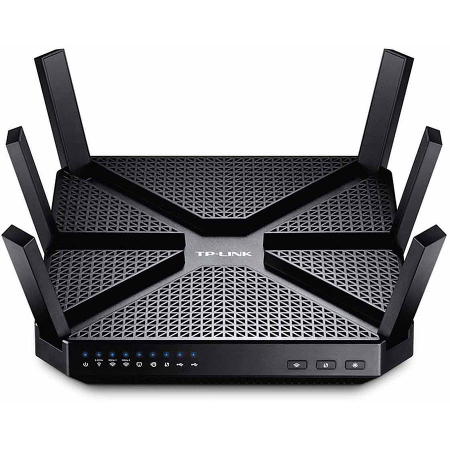 TP-LINK Archer C3200 AC3200 Wireless Tri-Band Gigabit Router by TP-LINK
