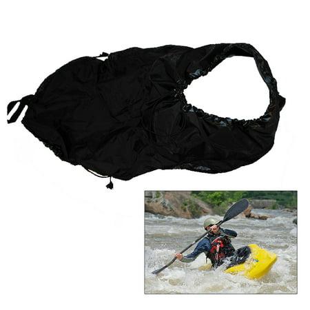 Attwood Kayak Spray Skirt  Black