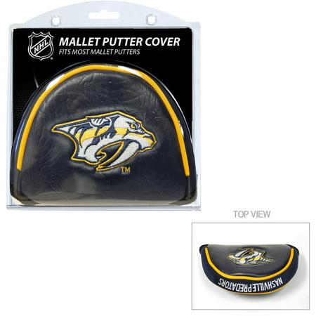 Nashville Predators Mallet Putter Cover
