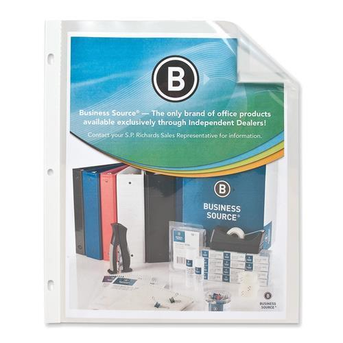 Business Source Sheet Protector (Set of 4)