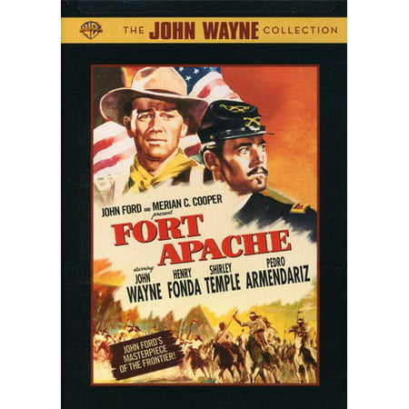 Fort Apache (DVD)](Apache Headress)