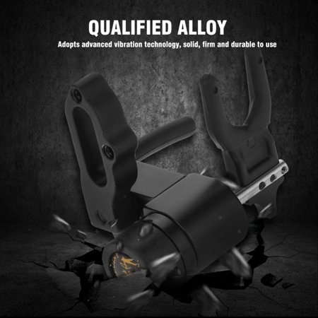 VBESTLIFE Archery Rest,Alloy Arrow Drop Away Rest for Compound Bow Archery Hunting Accessories