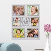 Personalized Family Is Everything Photo Canvas-Available in 3 Sizes, Framed or Unframed