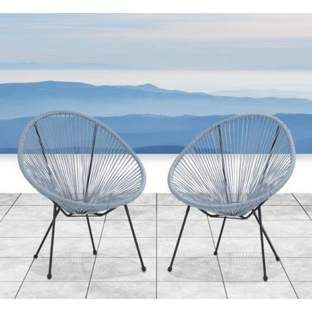 Wrought Studio Moline Resort Grade Papasan Chair Set Of 2