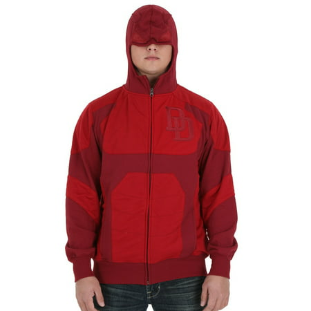 I Am Daredevil Costume Hoodie (Daredevil's Costume)