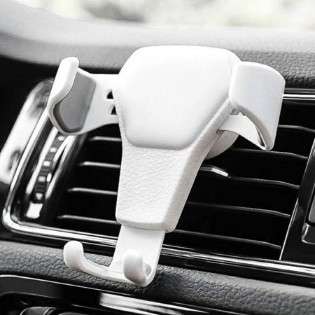 Automatic Console Shift Plate - Universal Air Vent Car Phone Holder Smartphone Automatic Gravity Hold Cellphone Clip Stand