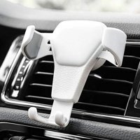 Universal Air Vent Car Phone Holder Smartphone Automatic Gravity Hold Cellphone Clip Stand