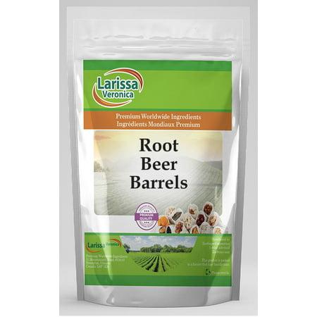 Root Beer Barrels (4 oz, ZIN: 525269) - 2-Pack - Root Beer Barrels