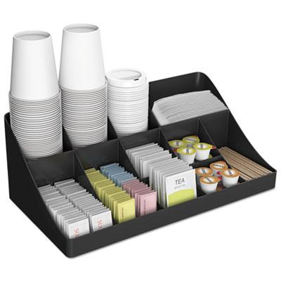 Mind Reader 11-Compartment Coffee Condiment Organizer
