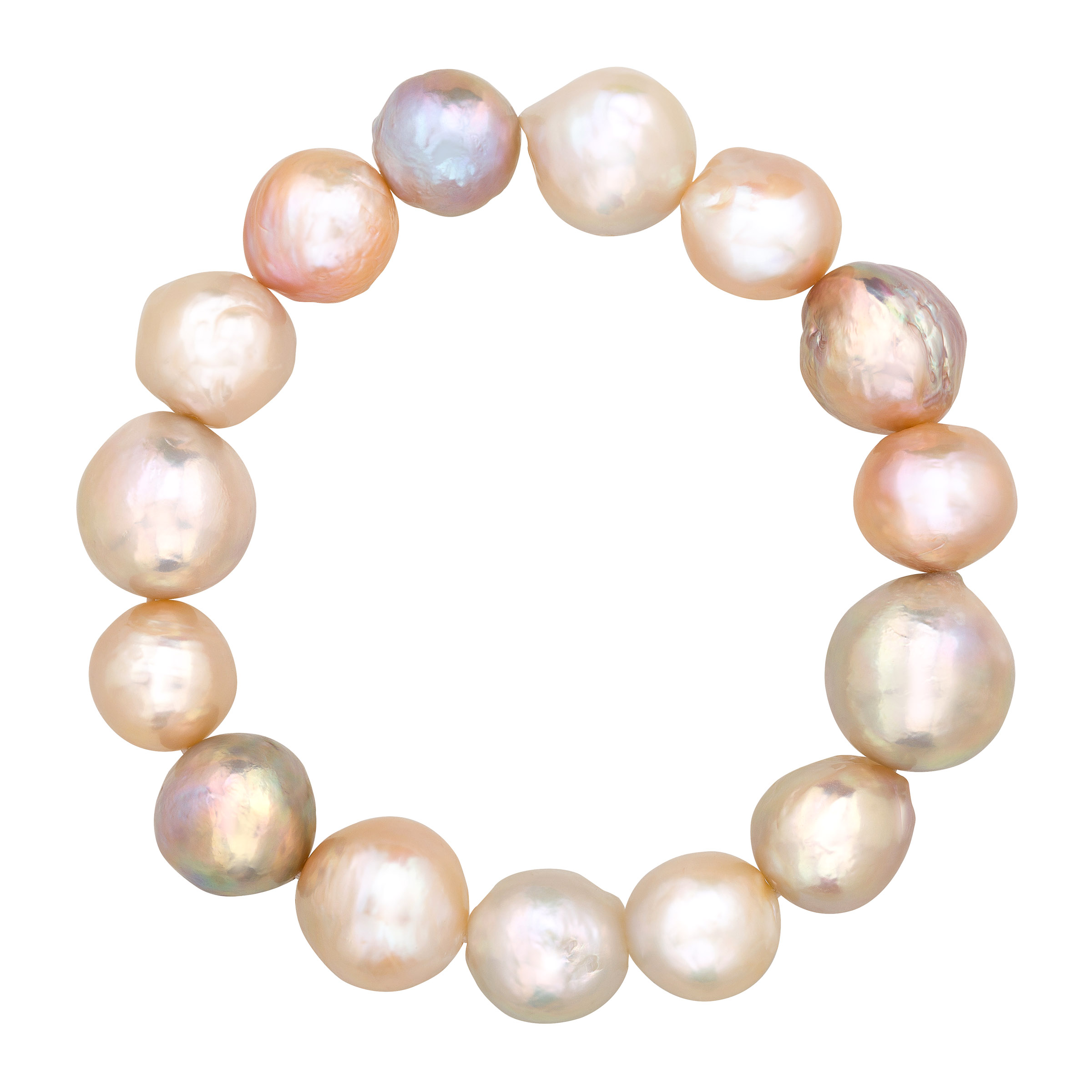 Honora Ming Freshwater Cultured Pearl Stretch Bracelet