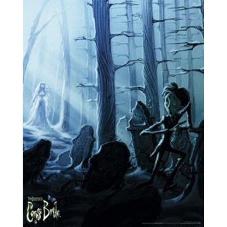 Corpse Bride - Victor Running Poster Print (16 x 20)