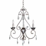 Design Craft Alice 3-Light Chandelier