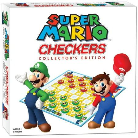 Tweed Combo (Super Mario Checkers/Tic Tac Toe Combo)
