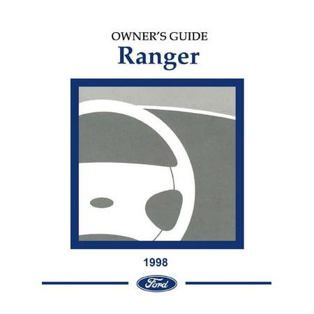 Bishko OEM Maintenance Owner's Manual Bound for Ford Truck Ranger 1998 ()