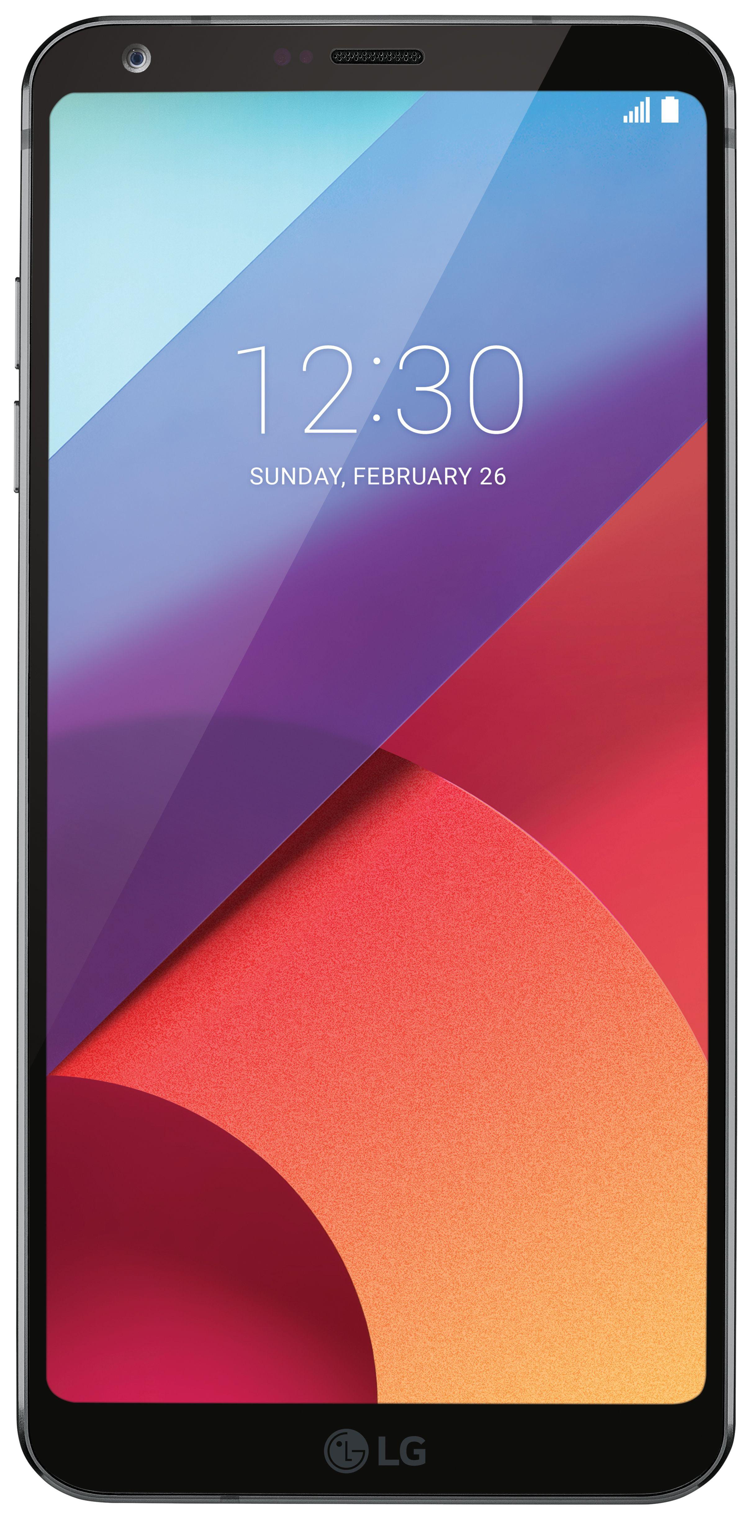 LG G6 32GB Unlocked Smartphone, Black