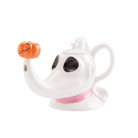 Vandor Llc Nightmare Before Christmas Zero Head Ceramic Teapot - Christmas Teapot