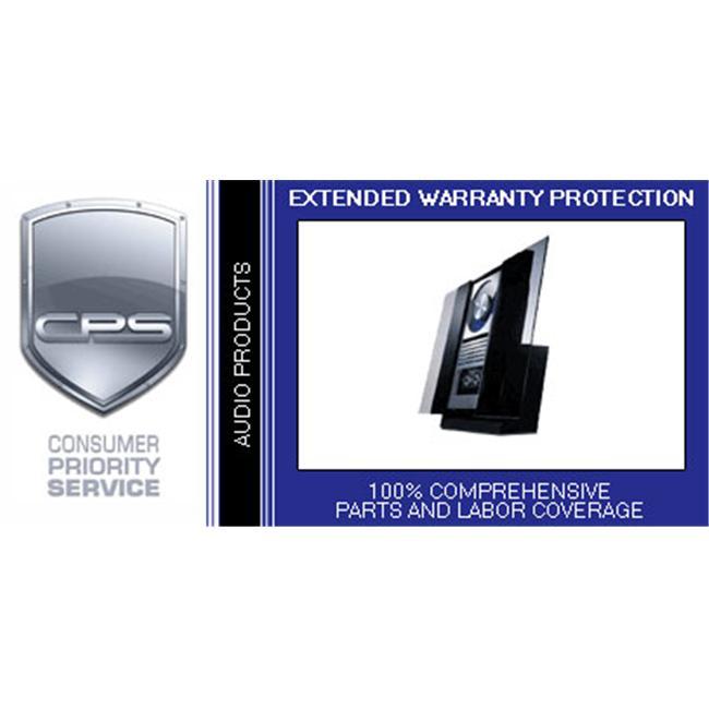 Consumer Priority Service AUD4-1000 4 Year Audio under $1 000. 00