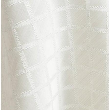 Lenox Laurel Leaf 70-by-104-Inch Oval Tablecloth,