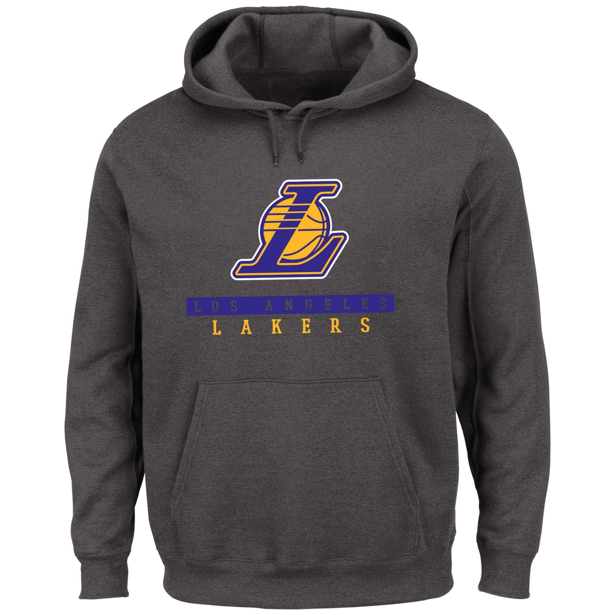 NBA Los Angeles Lakers Be The Hero Men's Big and Tall Hooded Sweatshirt