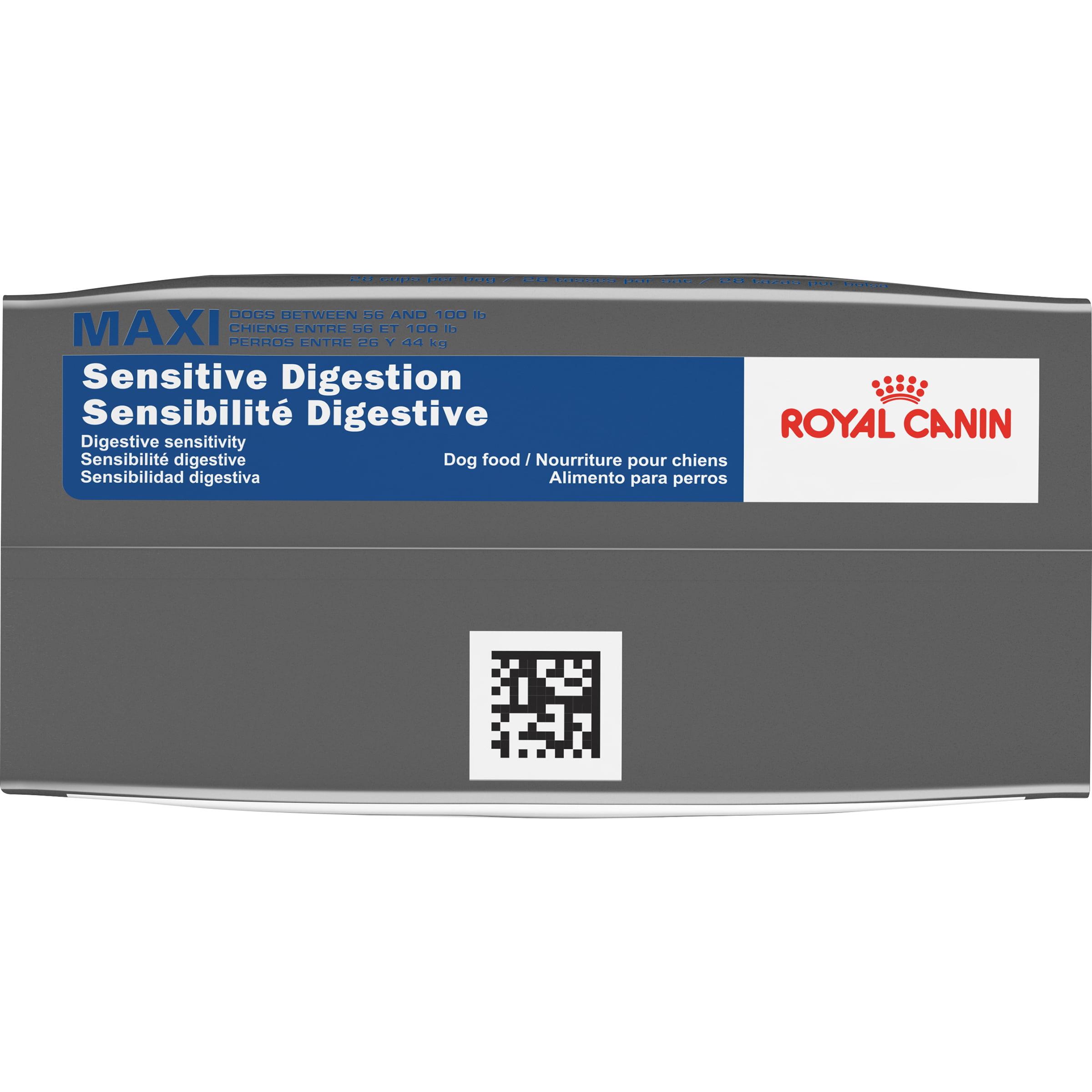 Royal Canin Maxi Sensitive Digestion Large Breed Dry Dog Food 30 Lb Pro Plan Adult 25kg Free Mug