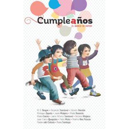 Cumpleaños - eBook - Juan Mata Halloween