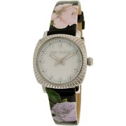 Ted Baker Women's 10024724 Multicolor Leather Quartz Watch