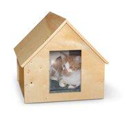K Manufacturing Birdwood Manor Unheated Cat House