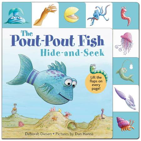 Hide and Seek Pout Pout Fish (Board Book)](Halloween Hide N Seek)