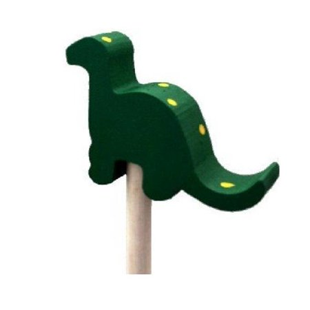 Suntex Teachers Gifts L.P. ST-730 DIN 24 Wooden Pointer With Dino - 24 in.