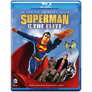 Dcu Superman Vs. The Elite MFV (Blu-ray + Digital Copy) by WARNER HOME ENTERTAINMENT