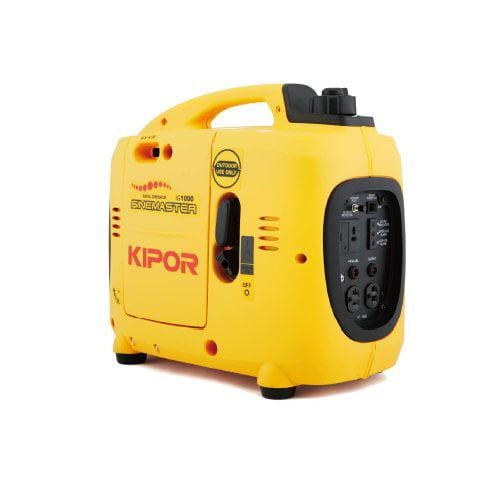 Kipor 1000 Watt CARB Gasoline Inverter Generator