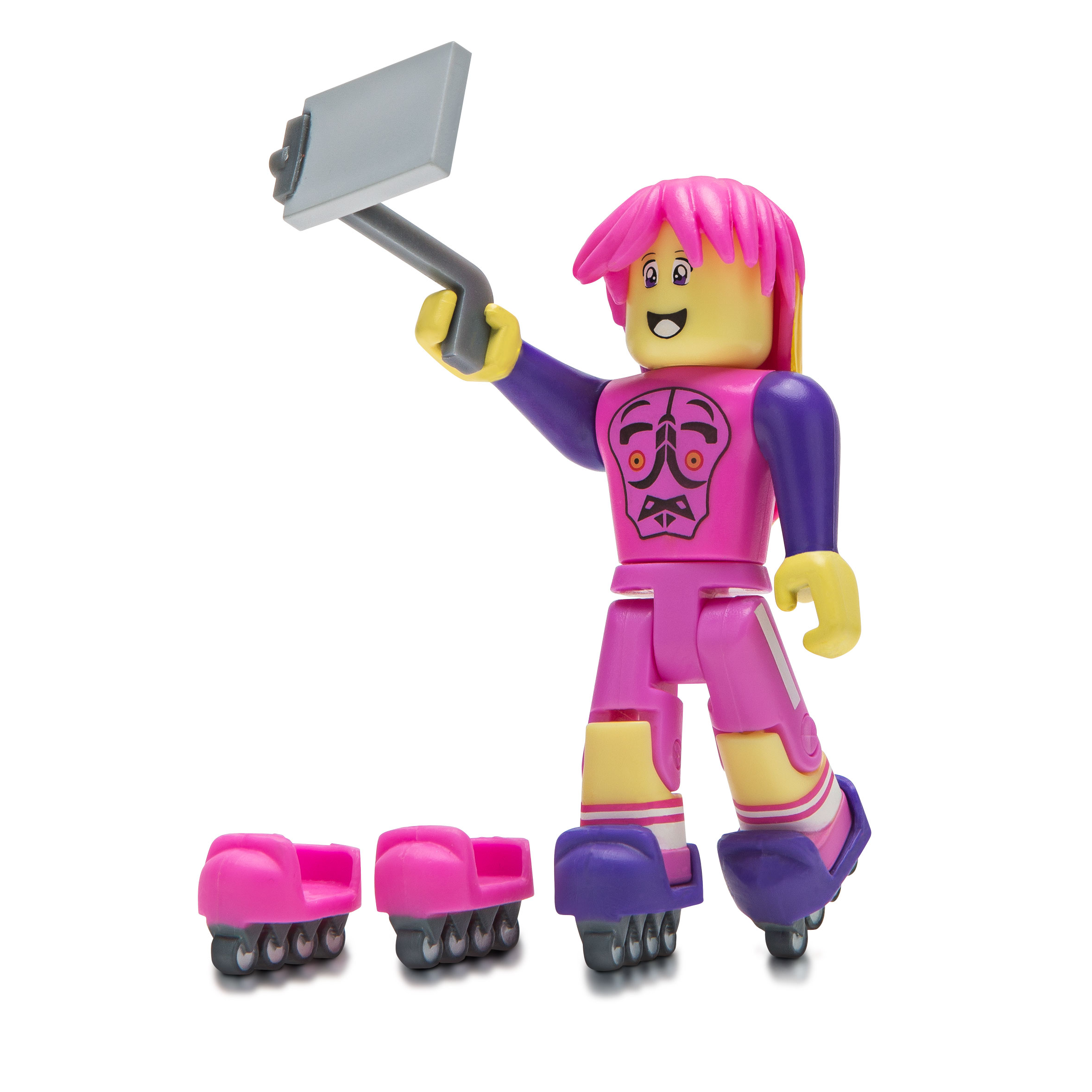 Roblox Celebrity Collection Roblox Skating Rink Figure Pack