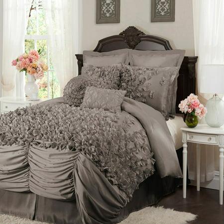 Lush Decor Lucia 4 Pc Comforter Set