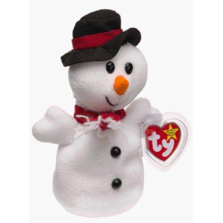 ty snowball snowman beanie bIy