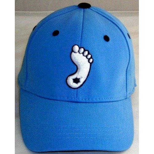 North Carolina Tar Heels Official NCAA Youth Adjustable Cotton Hat Cap by Top Of The World