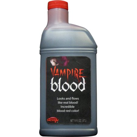 how to make faux blood