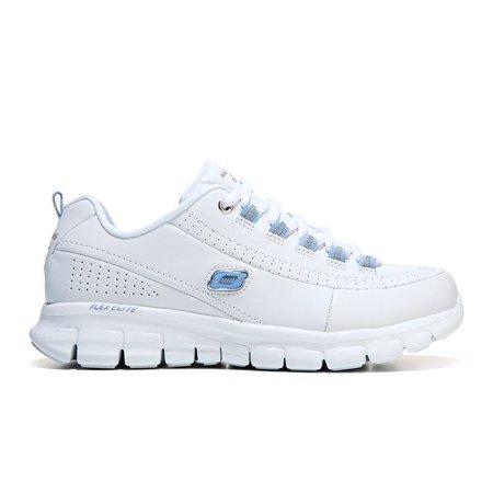 6f7d28ad997e Skechers - Skechers Women s SYNERGY ELITE STATUS Sneakers X-WIDE -  Walmart.com