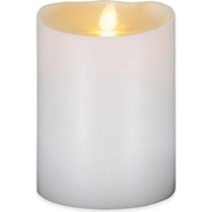 Luminara Outoor candle 3.75 x 5 Ivory 01050004-01-1