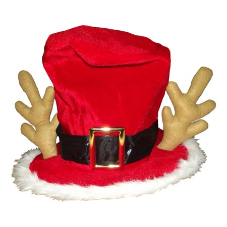 Mad Hatters Hat (HOLIDAY MAD HATTER CHRISTMAS HAT WITH)
