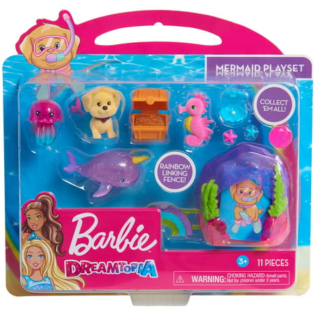 Asst Fashions (Barbie Dreamtopia Playset, ASST, Styles May Vary )