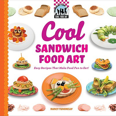 Fun Halloween Food To Make (Cool Sandwich Food Art : Easy Recipes That Make Food Fun to)