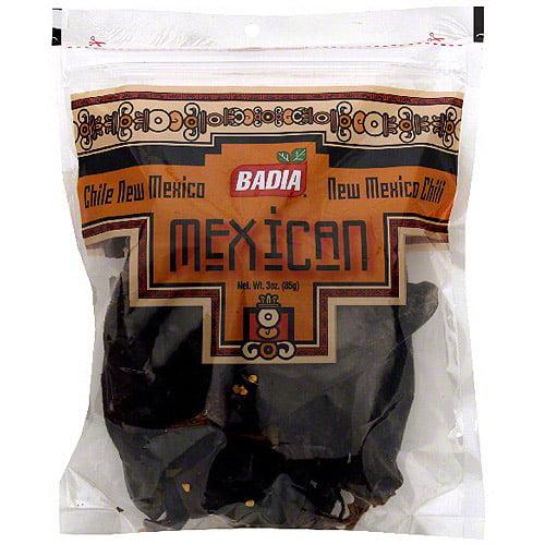 Badia New Mexico Chili, 3 oz (Pack of 12)