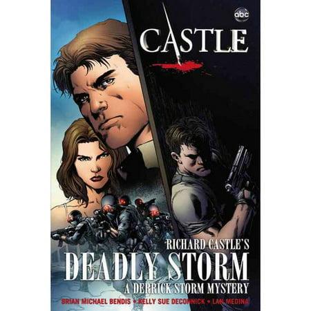 Castle: Richard Castles Deadly Storm by