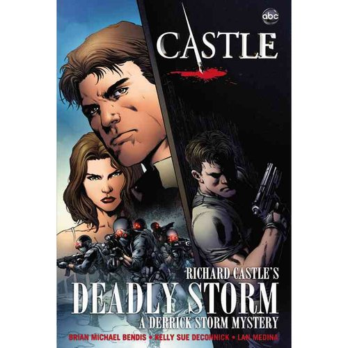 Castle: Richard Castle's Deadly Storm