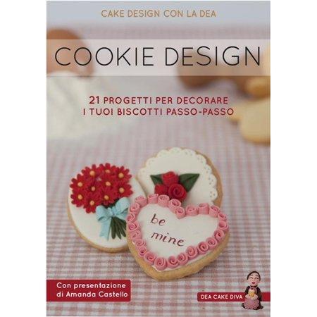 Cookie Design. 21 progetti per decorare i tuoi biscotti passo-passo - eBook (I Biscotti Di Halloween)