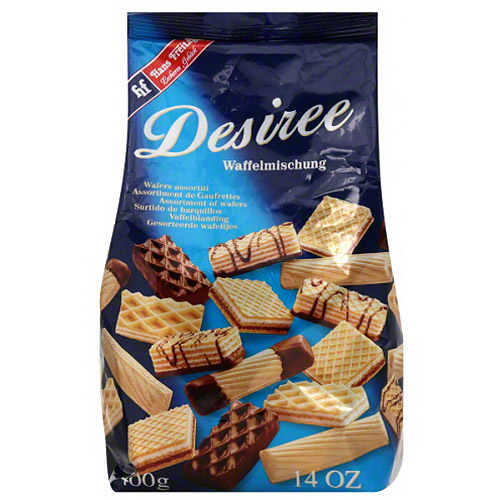 Hans Freitag Desiree of Wafer Assortment, 14 oz, (Pack of 10)