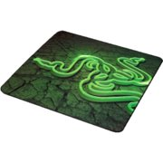 """Razer Goliathus Control Edition - Soft Gaming Mouse Mat - Textured - 0.1"""" x 17.5"""" Dimension - Green - Fray Resistant"""