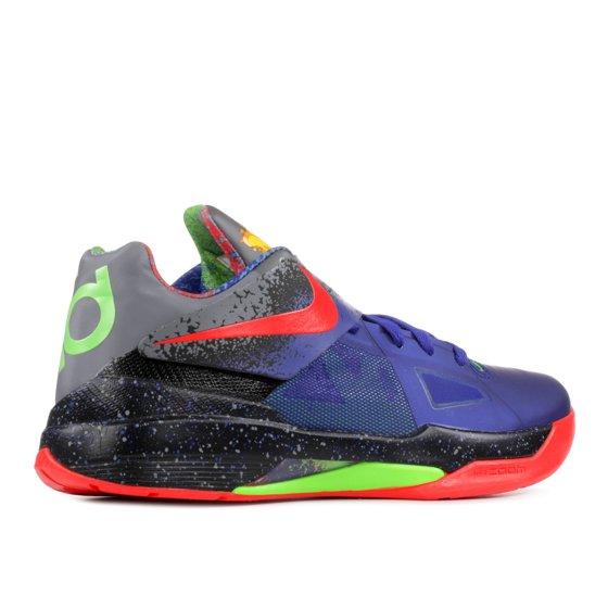 Nike - ZOOM KD 4 - NERF  NERF  - 517408-400 - Walmart.com 33d97fbfb