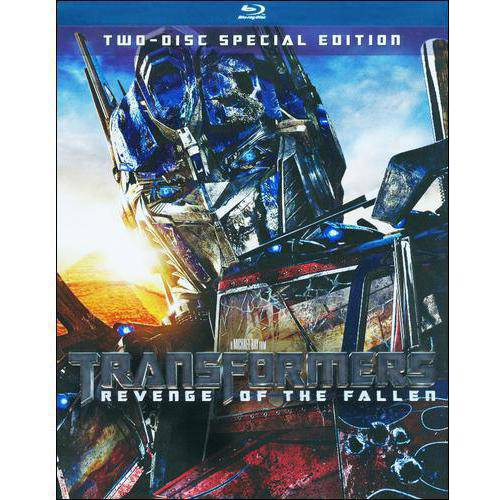 TRANSFORMERS 2-REVENGE OF THE FALLEN (BLU RAY) (2DISCS)